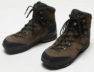 605c27f101c Details about Men's $300 Lowa Camino GTX Mid Gore-Tex Waterproof Brown  Hiking Boots Size US 10