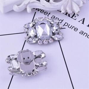 1PC-Women-Shoes-Decoration-Clips-Elegant-Crystal-Shoes-Buckle-Bridal-Decor-J-AU
