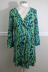 Diane-von-Furstenberg-Gaby-Printed-Long-Sleeve-Dress-SIZE-6-DR500