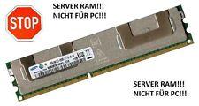 Samsung 16GB ECC REG DIMM 4Rx4 DDR3 1066MHz PC3-8500R M393B2K70CM0-CF8 Quad Rank