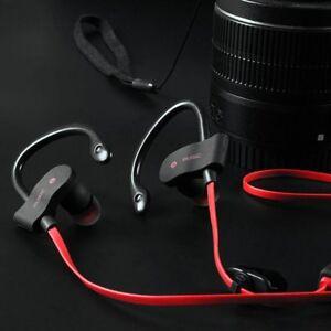 Bluetooth v4.1 Sport Kopfhörer Ohrhörer Wireless Stereo In Ear Headset Handy MP3