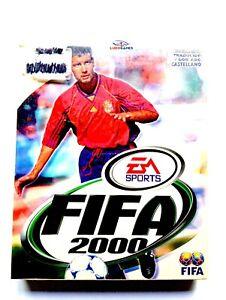 Fifa-2000-Boite-Large-PC-Scelle-Videogame-Videojuego-Scelle-Nouveau-Neuf-Spa