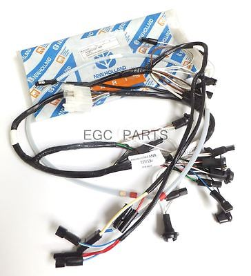 new holland 10 series tractor main wiring harness loom. Black Bedroom Furniture Sets. Home Design Ideas