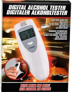 LCD alcool testeur alcool Appareil de mesure Pour Mille Testeur Alcool Testeur Promill Alkomat  </span>