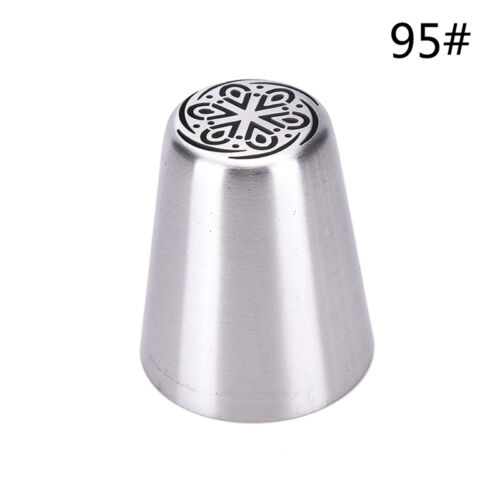 Russian Icing Piping Nozzle Tip Cake Decorating Sugarcraft Pastry Tool Ny