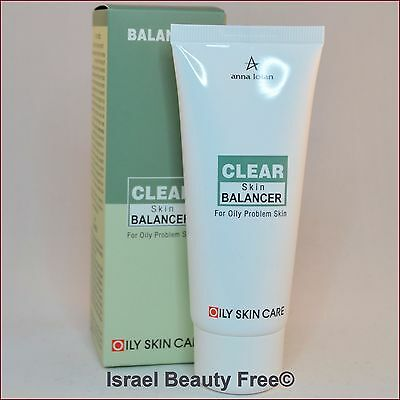 Anna Lotan Clear Skin Balancer / Herbal Non Oily Cream Gel 70 ml