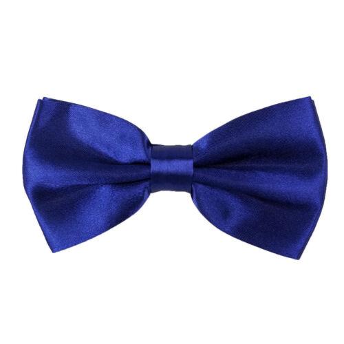 Tuxedo Classic Bowtie Adjustable Bow Tie Necktie FashionSolid