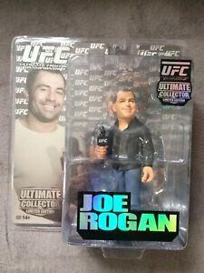 Ufc-Figure-Joe-Rogan-Round-5-Limited-Edition-Rare-Collector