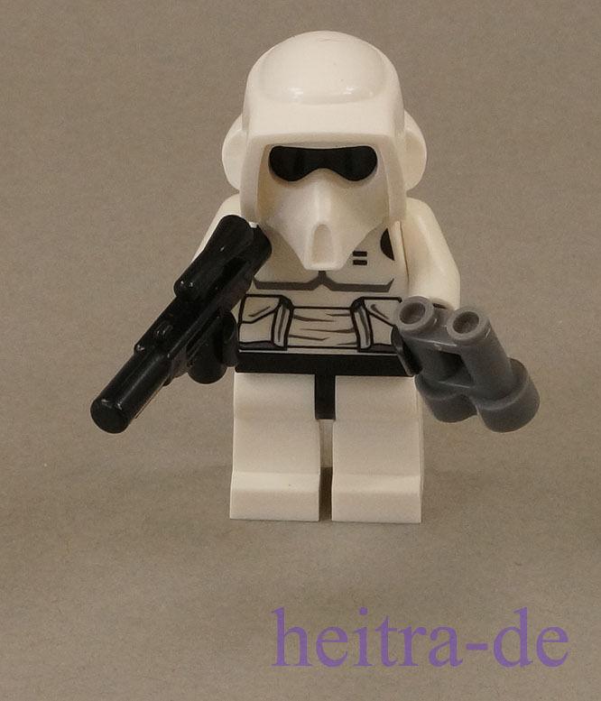 LEGO star wars-scout soldat avec blaster et jumelles set 8038 8038 8038 sw005a article neuf | Conception Habile  6a8676