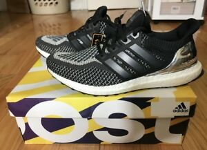 43b736877c8d9 Image is loading Adidas-Ultra-Boost-Silver-Medal-LTD-Size-9-