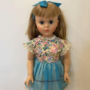 Vintage-Patti-PlayPal-type-clone-Companion-Doll-30-034-Unmarked-Box