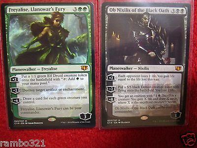 Freyalise, Llanowar's Fury + Ob Nixilis + 20 Random Rares Magic The Gathering