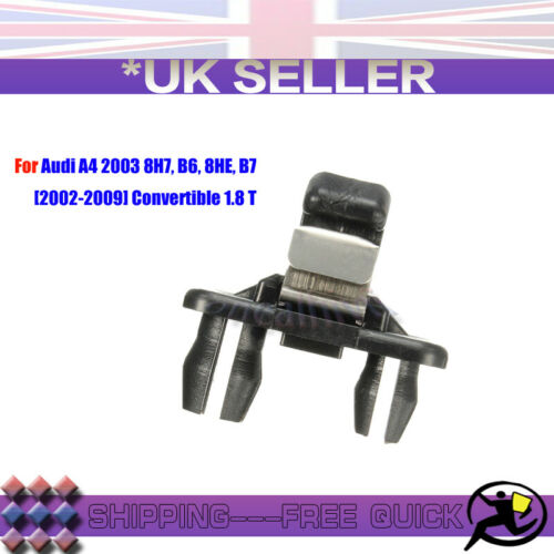 Convertible 1.8 T B6 Sun Visor Clip For Audi A4 2003 8H7 8HE 2002-2009 B7