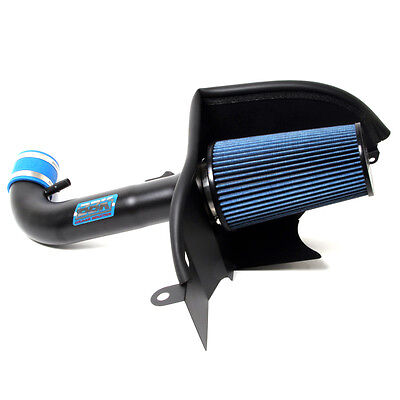 2005-2010 Ford Mustang 4.0L BBK Performance Black Cold Air Intake 17375