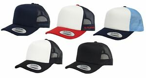 Flexfit-High-Crown-Trucker-Cap-RRP-24-99-FREE-POSTAGE