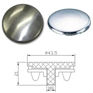 Merveilleux Image Is Loading Kitchen Sink Tap Hole Blanking Plug Cover Plate