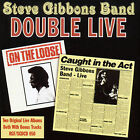 Double Live by Steve Gibbons (CD, Oct-2003, Beat Goes On)