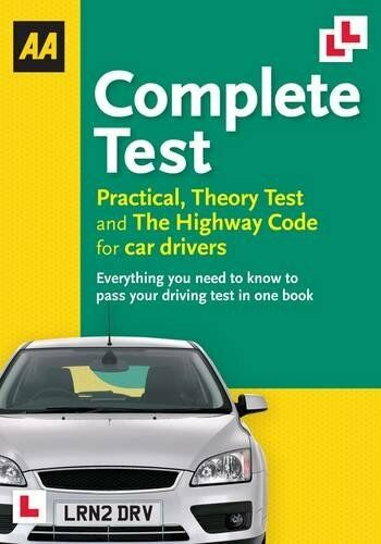 Complete Driving Test Book (Aa Driving Test) By AA Publishing. 9780749571108
