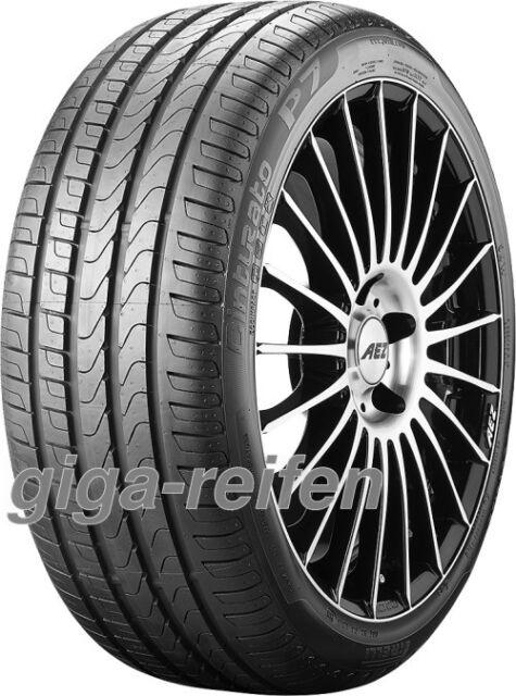 4x Sommerreifen Pirelli Cinturato P7 225/50 R16 92W BSW * MFS