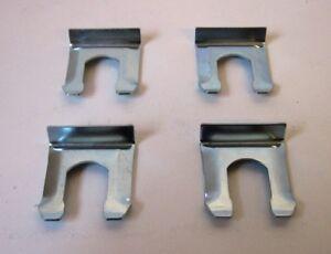 Halteklammer Bremsschlauch Sicherungsblec<wbr/>h (4Stk)  OPEL