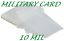 100-Military-Card-Laminating-Pouches-Laminator-2-5-8-x-3-7-8-10-Mil-Quality thumbnail 1