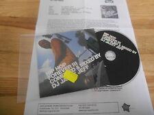 CD Hiphop DJ Jazzy Jeff - Hip Hop Forever III (26 Song) Promo BBE RAPSTER Pressk