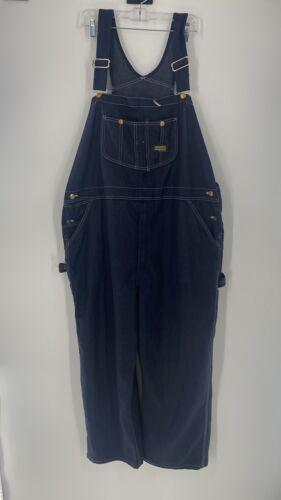 Vtg TOUGHSKINS Sears UNION-MADE Blue Jean Denim BI