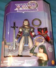 """10"""" Xena & 12"""" Hercules Doll Action Figure from Toy Biz Set"""