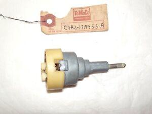 1964-Ford-Galaxie-Mercury-Monterey-NOS-Wiindshield-Wiper-Switch-C4AZ-17A553-A