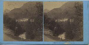 Francia Ville A Identificare Stereo Vintage Ca 1870