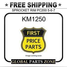 KM1250 - SPROCKET RIM PC200 5-6-7  for KOMATSU