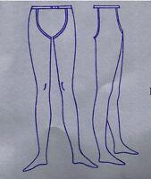 Panti-less Pantihose Hip-lets Finnesse 10-11 Size L Actionwear Golden Beige Nip