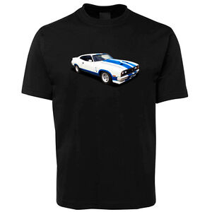 New Black Ford Cobra Illustrated T Shirt Size S -5XL +7XL