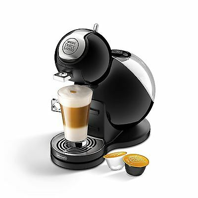 NEW DE'LONGHI NESCAFE DOLCE GUSTO MELODY 3 COFFEE MACHINE - BLACK - EDG420.B