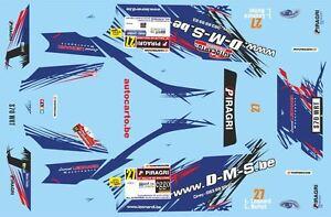 DECALS-1-43-SUBARU-IMPREZA-WRC-27-LEONARD-RALLYE-DE-WALLONIE-2015-D43393