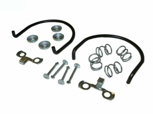 brake shoes 1966 to 1970 Citroen 2CV Rear Brake Kit install kit 2 cylinders