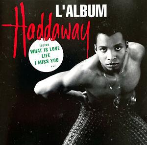 Haddaway CD The Album - France