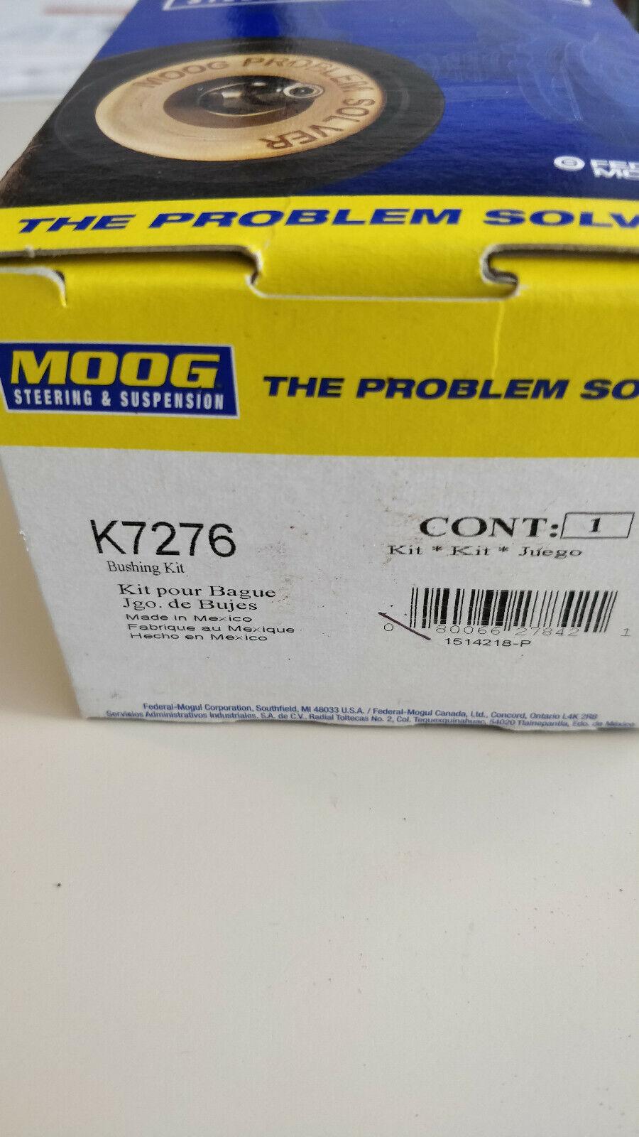 Upper Control Arm Bushing Or Kit K7276 Moog
