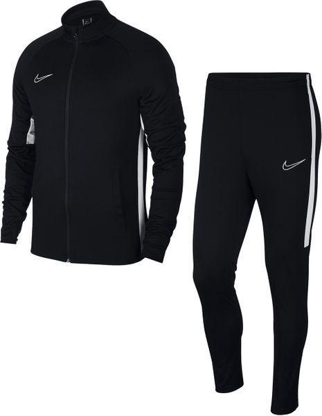 Nike Dry Herren Sportanzug Academy Track Suit K2 Trainingsanzug Trainingsanzug Trainingsanzug Schwarz Neu 770f8a
