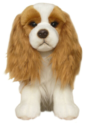 Cavalier King Charles Spaniel soft//plush toy//teddy
