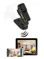 Mini Wifi IP Camera Wireless Security Spy Hidden Nanny Cam For Android IOS PC