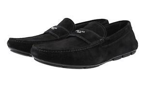 Prada Luxueux 5 7 41 Nouveaux Noir Chaussures 41 2dd007 P5d5q