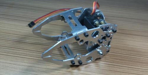 NEW Metal machinery claw gripper arm manipulator kit(Excluding tuo machine )