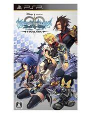 USED PSP Kingdom Hearts: Birth by Sleep (Final Mix) Playstation Portable