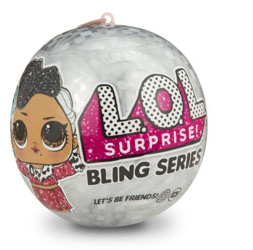 LOL Surprise Bling Holiday Series Doll BonBon Bon Bon~Glam Glitter Authentic MGA