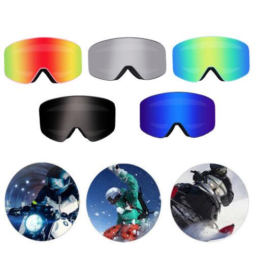 Doppellagig Objektiv Skifahren Snowboard Brille UV Schutz Schnee Ski Brille