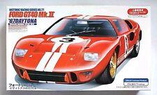 FUJIMI 1/24 Ford GT40 Mk.II '67 Daytona #3 w/ photo-etched parts HR-21 model kit