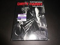 Clint Eastwood Dirty Harry Collection-5 Movies W/digital Code To Sep 30,2017