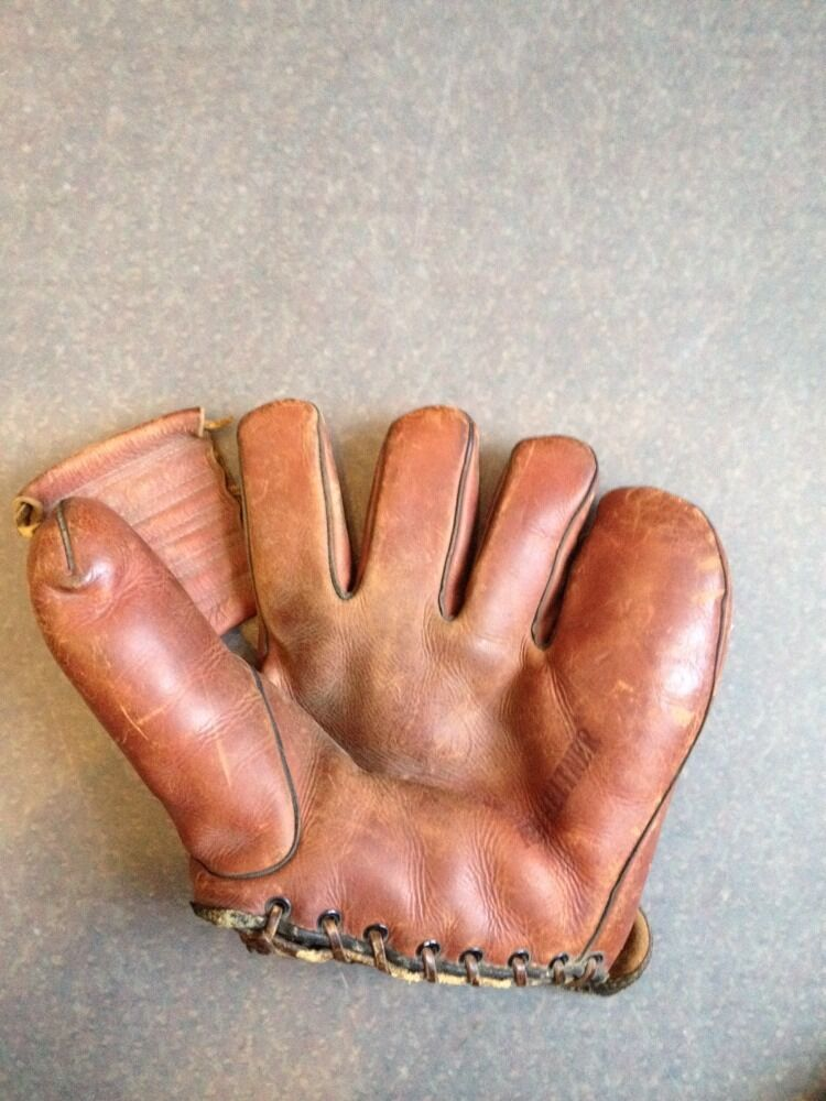 Vintage Keltner Ken Keltner Vintage Hand Sewn Baseball Glove 20415d