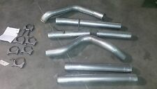 """MBRP 4"""" Exhaust System S6200PLM 1999-2003 Ford 7.3L Powerstroke Turbo Back 4 in"""